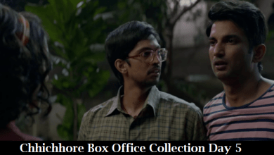 Chhichhore Box Office Collection Day 5