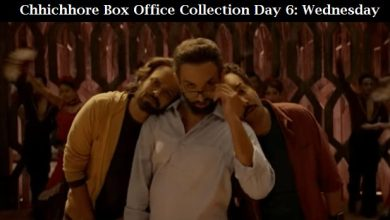 Photo of Chhichhore Box Office Collection Day 6 Wednesday