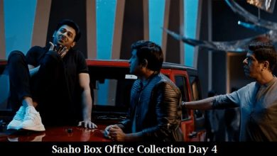 Photo of Saaho Box Office Collection Day 4