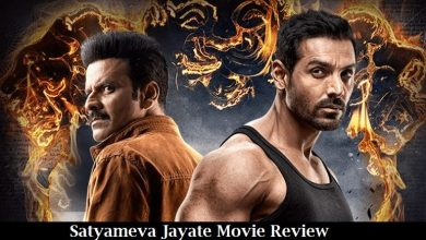 Photo of Satyameva Jayate Movie Review