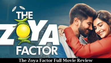 Photo of The Zoya Factor Full Movie Review