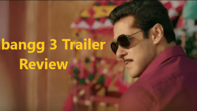 Dabangg 3 Trailer Review