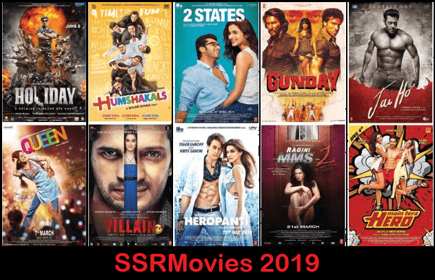 SSRMovies 2019 Download Latest Bollywood, Hollywood & Punjabi Movies
