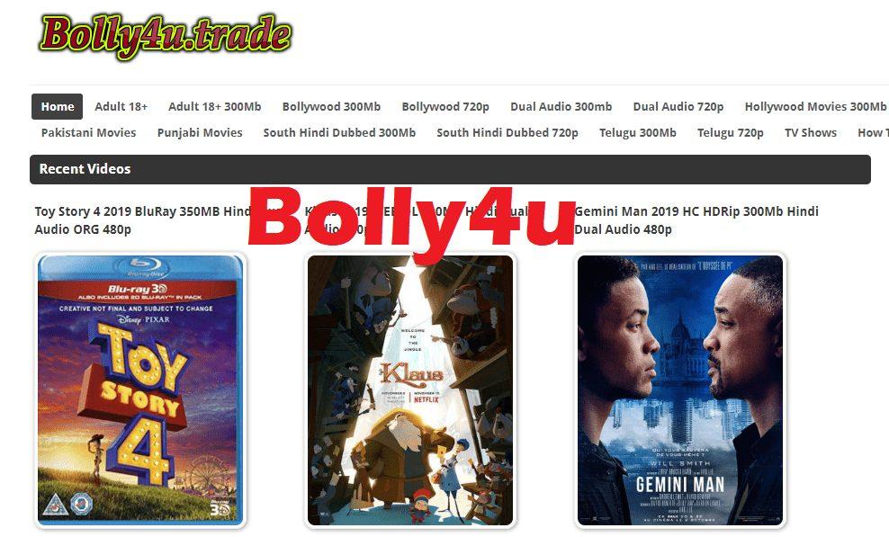 Bolly4u 2020 Download Bollywood Hollywood Tamil Telugu Movies Watch Movies Online