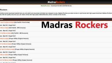 Photo of Madras Rocker – Download Latest Tamil & Telugu Movies In HD