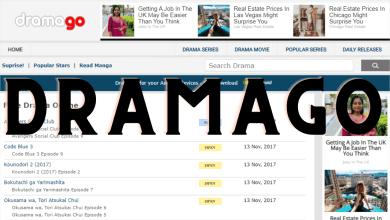 Photo of DramaGo – Download Latest Korean Drama & Korean Movies