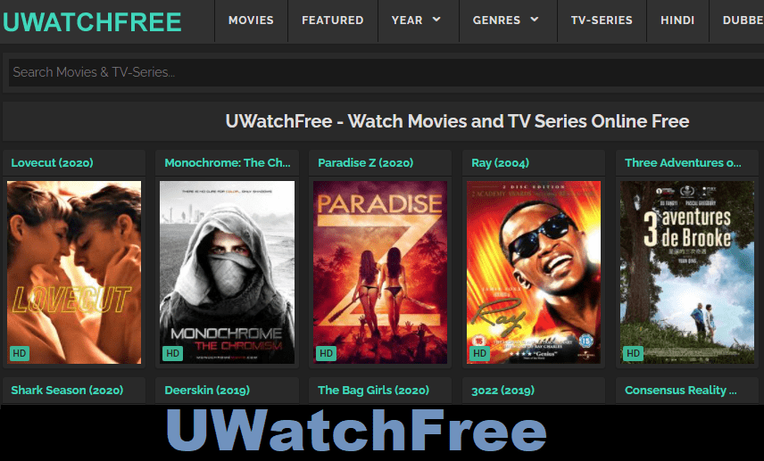 Image result for uwatchfree alternative