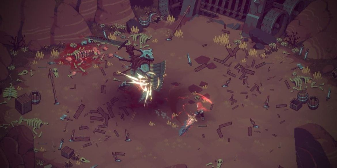 Eldest Souls: Everything That Carries Over in New Game Plus
