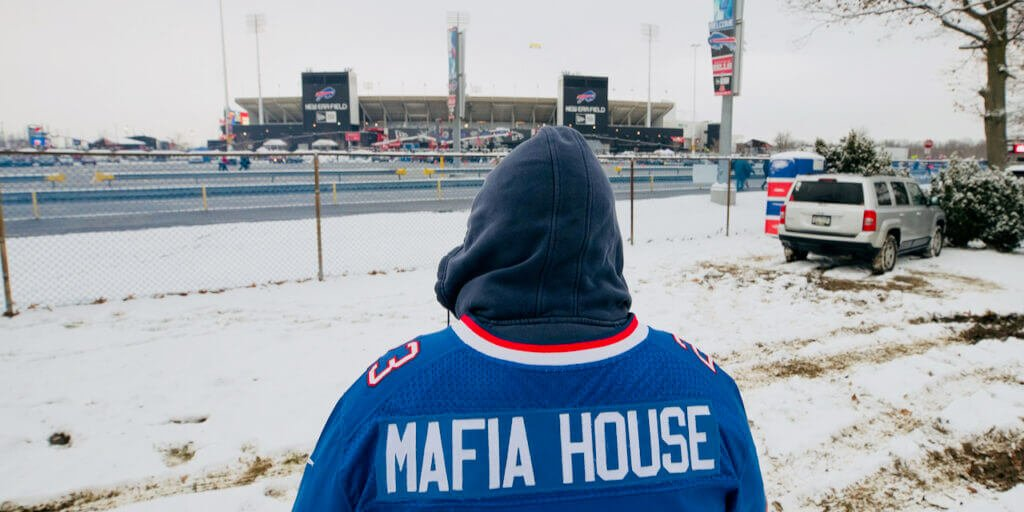 Why some markets are still a popular target for public stadium funding, and what it means for the Bills and A's