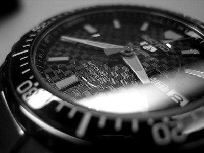 automatic watch by Seiko
