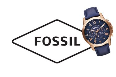 fossil watch logo