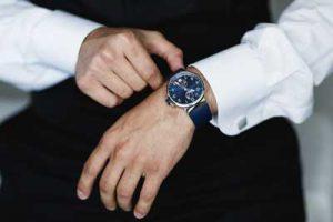 lawyer wrist watch