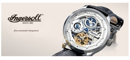 Ingersoll Watch logo