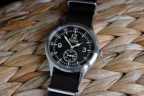 Merlin field watch