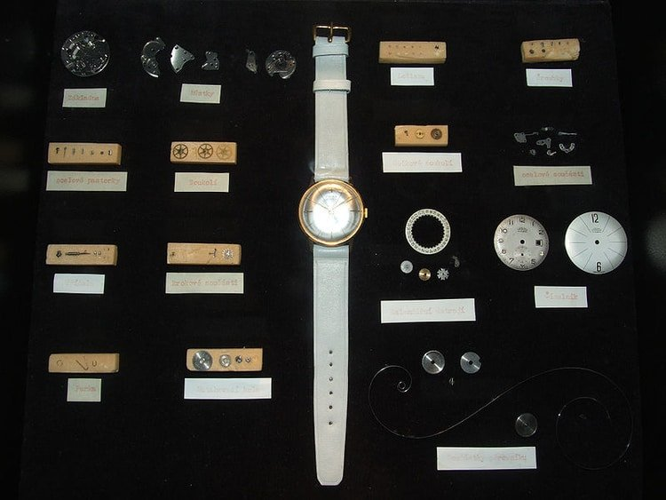 Mechanical Watch Parts