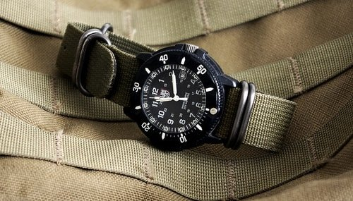 luminox tactical watch