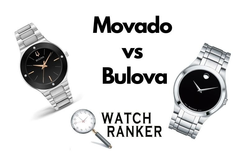 bulova and movado watches