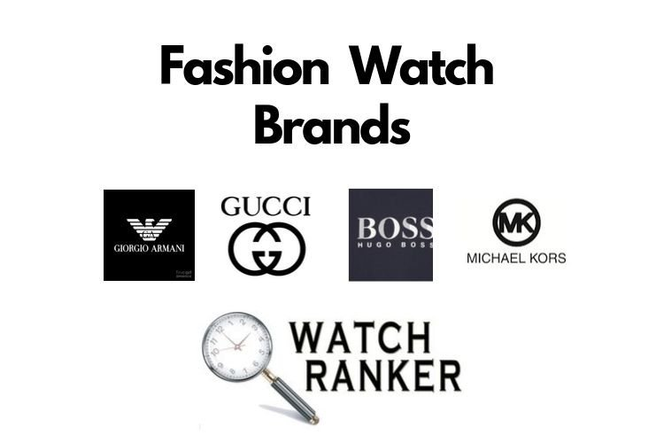 fashion watch brand logo