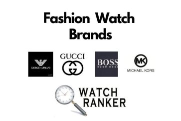 fashion watch brand logo