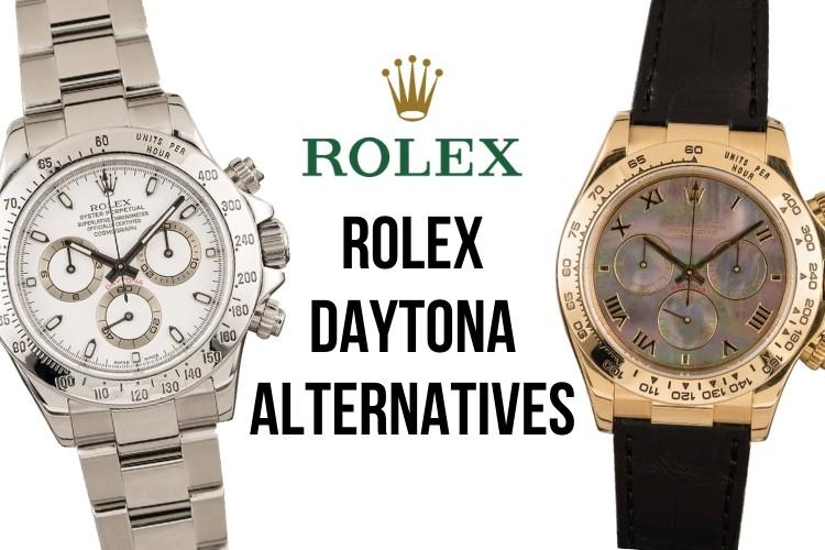 Rolex Daytona Alternatives