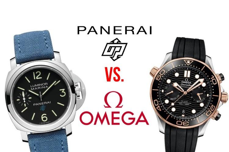 panerai vs omega