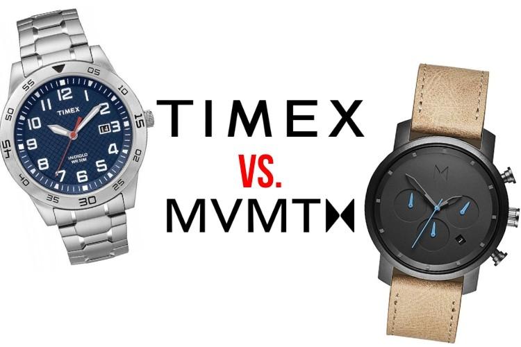 timex vs mvmt