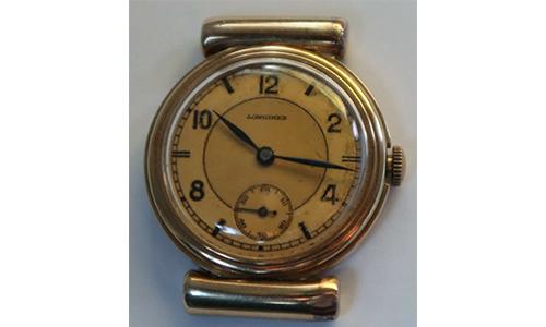 Vintage Longines Art Deco Wristwatch