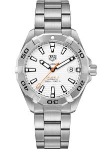 TAG Heuer Aquaracer White Dial