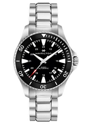 Hamilton Khaki Navy H82335131