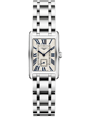 Longines Dolce Vita Silver Dial