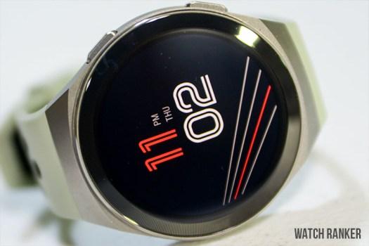 Huawei Watch GT 2e AOD