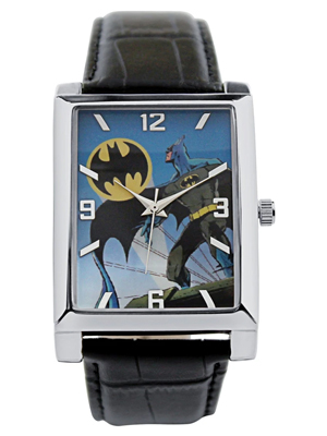 Superhero Watches The Ultimate Batman 75th Year Limited Edition