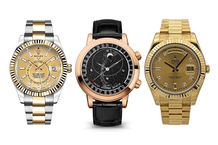 Lebron James' Watches