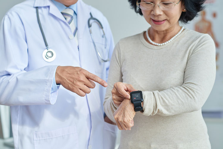 Healthcare Technology for Senior Patient