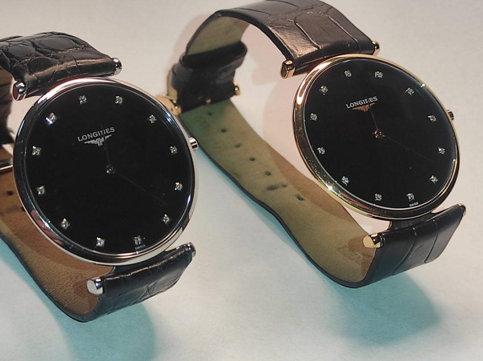 Відремонтованні годинники Longines
