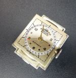 Movado uncovered dial