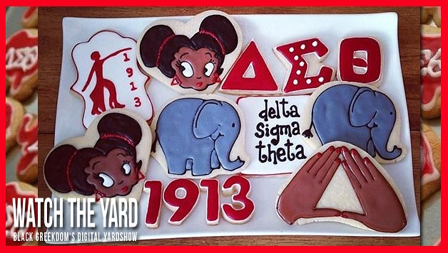 13 Delta Sigma Theta Cupcake And Cookie Ideas That Will