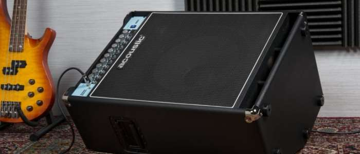 Best Bass Combo Amp For Small Gigs