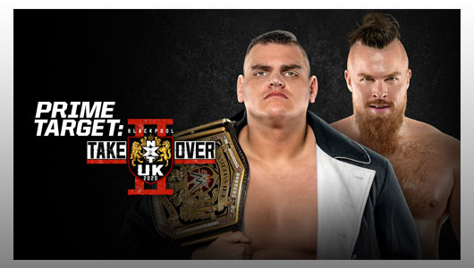 watch wwe prime target nxt uk takeover: blackpool II