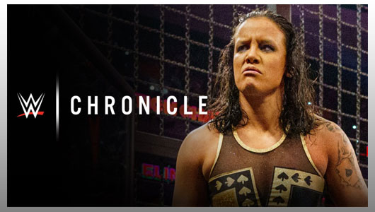 watch wwe chronicle: shayna baszler