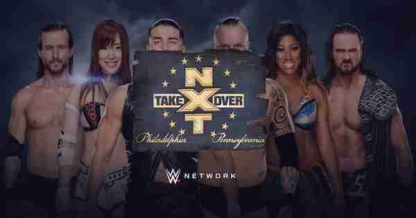Watch WWE NXT TakeOver: Philadelphia 2018 1/27/18 – 27th January 2018