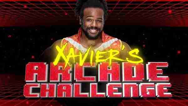 Watch WWE XAVIER'S ARCADE CHALLENGE 12/24/2018