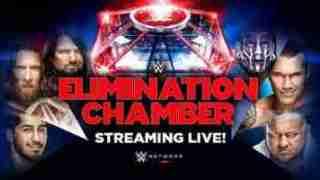 Watch WWE Elimination Chamber 2/17/19