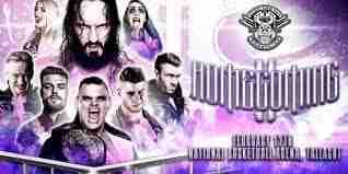 Watch OTT Wrestling Homecoming 17/02/2019