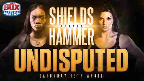 Watch Christina Hammer vs Claressa Shields 04/13/19