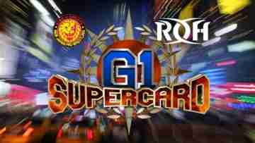 Watch ROH G1 SUPERCARD 2019 ROH and NJPW Full Show Free