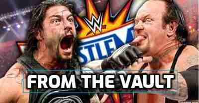 Watch WWE Roman Reigns VS Undertaker – From the VAULT