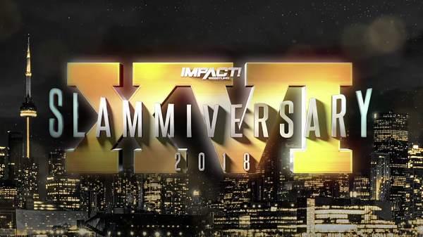 Image result for Impact Wrestling Slammiversary XVI