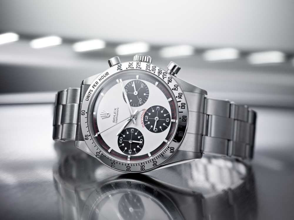 A timeline of the Rolex Oyster Perpetual Cosmograph Daytona