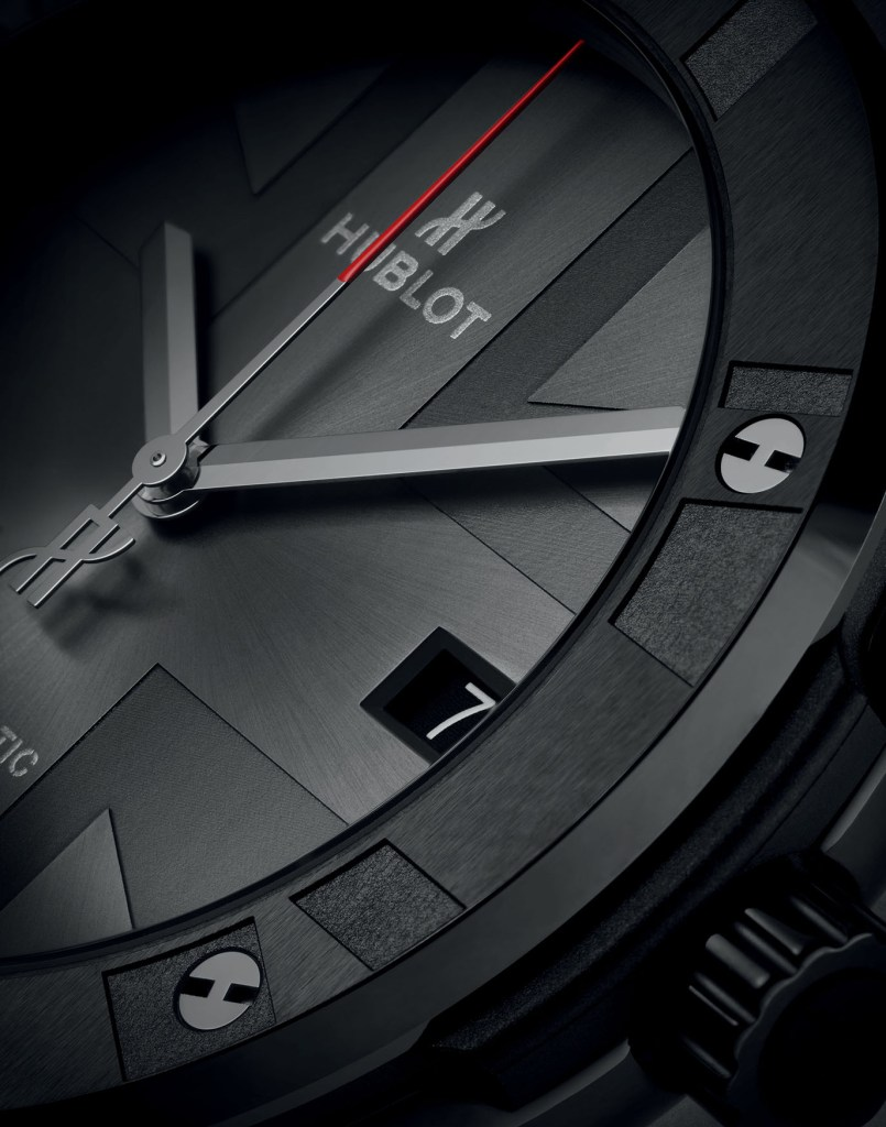 Hublot Classic Fusion Special Edition 'London'